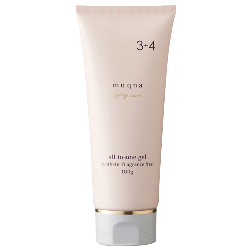 muqna  aging care  all-in-one gel 100g