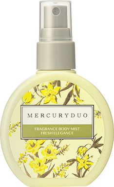 MERCURYDUO FRAGRANCE BODY MIST FRESH ELLEGANCE