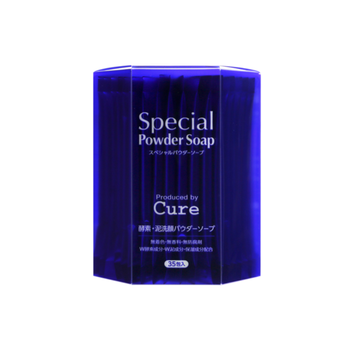 Cure Special Powder Soap