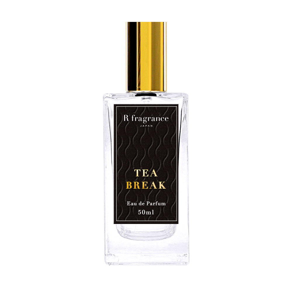R fragrance TEA BREAK Eau de Parfum