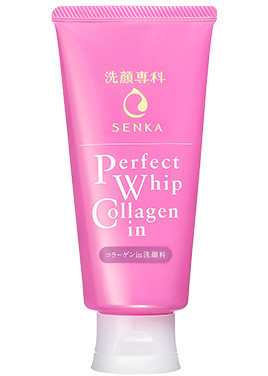 Perfect Whip Collagen In膠原彈潤洗顏泡泡