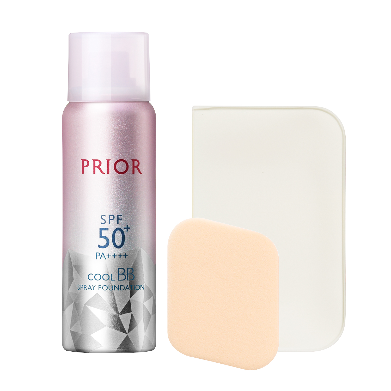 PRIOR Cool BB Spray Foundation UV 50 d Light