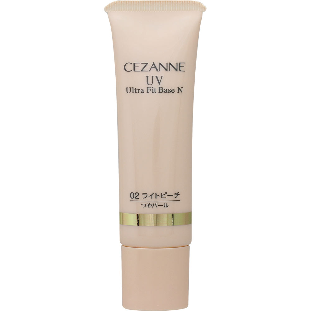 Cezanne Ultra fit base N SPF 36++ 00 Light Peach
